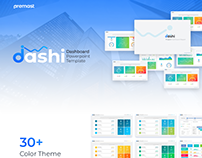 Dashi Dashboard Presentation Template