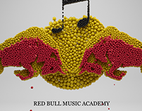 Red Bull Academy / Logo Animation