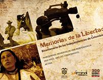 MEMORIAS DE LA LIBERTAD 1
