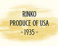Rinko Typeface