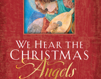 HOLIDAY ANTHOLOGY COVER: We Hear the Christmas Angels