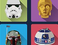 Star Wars Icons