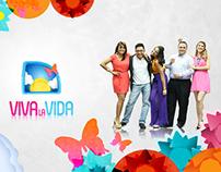Viva Nicaragua Canal 13 - Rebranding