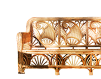 Cane Furnitures & Garden Accessorys