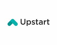 Upstart Logo Design