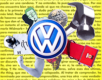Collage Volkswagen