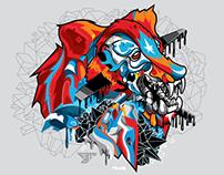 FDM Bear---Silk-screen