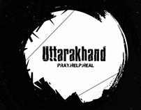HELP UTTARAKHAND - Posters n FB cover pic.