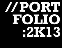 PortFolio2K13