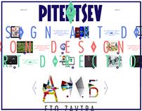 Pitertsev Site Portfolio