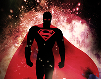 Man of Steel Animated