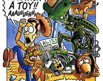 Starlog Cartoons 1996
