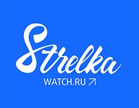 Strelka watch
