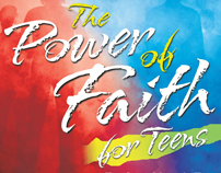 TEEN COVER/INTERIOR: The Power of Faith for Teens