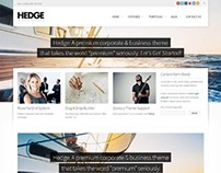 Hedge, WordPress Unique Multipurpose Theme