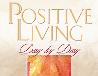 DEVOTIONAL COVER: Positive Living Day by Day