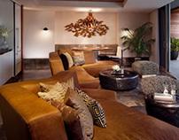 Lenny Kravitz Suite's @SLS Hotel /Styling  Monica Olman