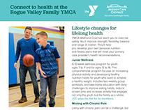 Rogue Valley YMCA digital brochure
