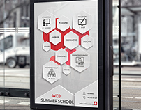 Web Summer School Poster