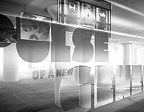 Mercedes-Benz NL – Showroom Graphics phase II