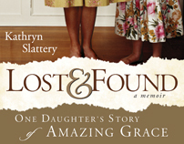 MEMOIR COVER/INTERIOR: Lost & Found