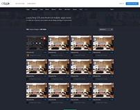 UX | UI - IDBOOK Website