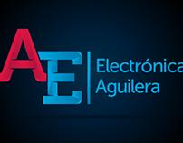 Electrónica Aguilera RE-logo