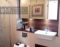 Interior Photography - Bathroom