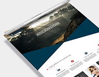 Above The Fold - A Website Design Compilation