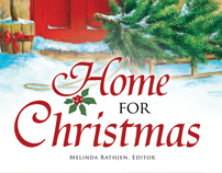 HOLIDAY COVER/INTERIOR: Home for Christmas