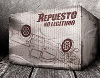 TOYOTA - Repuestos No Legítimos