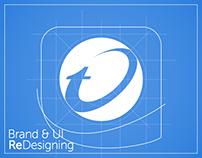 2013 Trend Micro Brand & Visual Identity Design