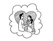 Dada Dadi ki Love Story: Educational Storyboard