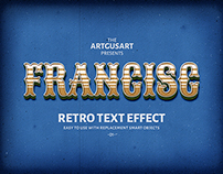 10 Retro Text Effect v.1