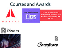Courses and Awards