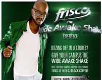 Frisco - Wide Awake Shake