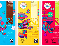 Seed & Bean Glastonbury Festival Chocolate