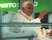 Bento XVI em Lisboa