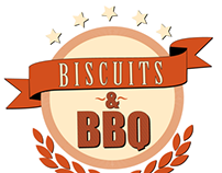 Biscuits & BBQ LOGO