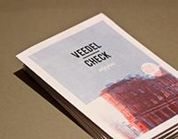 VEEDEL CHECK - Risography Fanzine