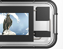 Video Box for Michael Najjar