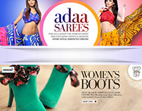 Ad / Banners for BAGITTODAY.COM