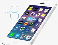 iOS8 Design Concept.