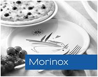 Morinox produzione Inox