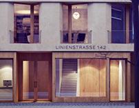 Rendering  - Linienstraße