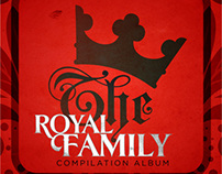 "Kingz Camp ""The Royal Family"" Album Cover Art"