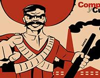 Ilustraciones para Compromiso y Cultura