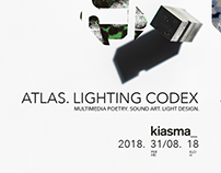 Atlas. Lighting Codex at Kiasma Museum, Helsinki