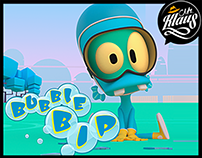 Bubble Bip (3D Animated Serie)