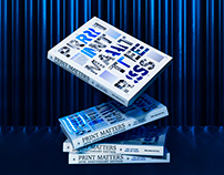 Print Matters: 20th Anniversary Edition